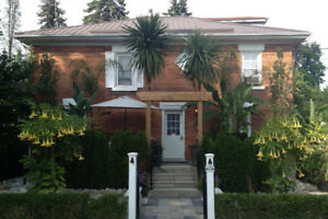 Luxury short-term accommodations in Port Dover Ontario.