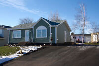 93 Mollins, Moncton - Lovely Bungalow located off Salisbury Rd.