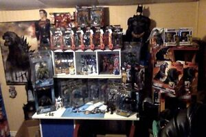HUGE GODZILLA COLLECTION, MARVEL LEGENDS, TRANSFORMERS Edmonton Edmonton Area image 3