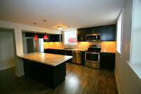 3 BEDROOM plus DEN -- TOTAL RENO - North End 1mth free MUST SEE!