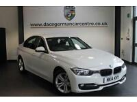 2014 14 BMW 3 SERIES 2.0 318D SPORT 4DR AUTO DIESEL DIESEL