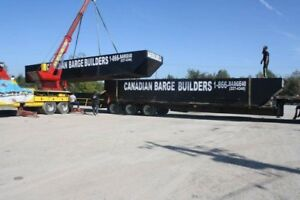 Sectional Barge