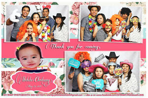 Oh SNAP Photobooth - SNAPtastic Photo Booth for any events! Cambridge Kitchener Area image 5