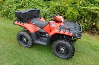 2012 Sportsman 550 XP with lots of extras