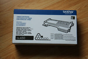 Brother TN450 High Yield Toner St. John's Newfoundland image 1