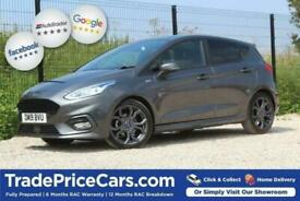 image for 2019 19 FORD FIESTA 1.0 ST-LINE 5D 99 BHP
