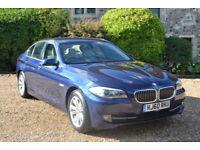 BMW 523 3.0 2010 i SE, 92K MILES, FULL S/HISTORY, JAN MOT, 2 OWNER, LEATHER