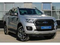 2020 Ford Ranger 2.0 EcoBlue Wildtrak Double Cab Pickup Auto 4WD (s/s) 4dr Picku