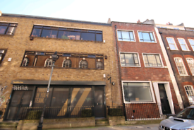 Serviced offices to let in E1 Brick Lane, room £1000, desk space £400