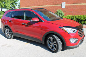 2016 Hyundai Santa Fe XL LIMITED NAVI AND SUNROOF ONLY 9000 KMS