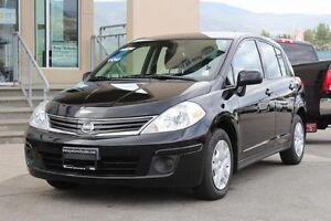 2012 Nissan Versa 1.8 S   - $96.94 B/W  -