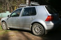 2006 Volkswagen Golf TDI Wagon - Save BIG on Gas