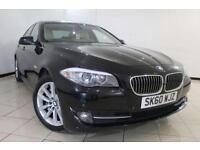 2011 60 BMW 5 SERIES 3.0 525D SE 4D AUTO 202 BHP DIESEL