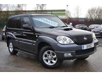 2005 Hyundai Terracan 2.9 CRTD 5dr Auto 5 door Estate