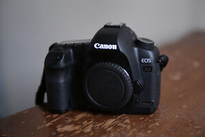 Canon 5D mark ii in Mint condition