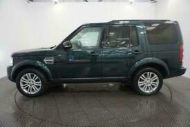 2014 GREEN LAND ROVER DISCOVERY 4 3.0 SDV6 HSE AUTO CAR FINANCE FR £337 PCM