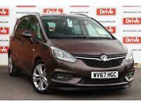 2017 Vauxhall Zafira 1.4T SRi Nav 5dr Auto Estate Automatic Estate Petrol Automa