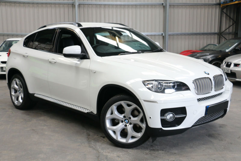 bmw x6 2010 xdrive 40d twin turbo stunning high spec 6. Black Bedroom Furniture Sets. Home Design Ideas