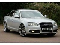 2010 Audi A6 3.0 TDI QUATTRO LE MANS 4d 237 BHP Saloon Diesel Automatic