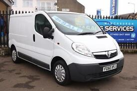 2010 VAUXHALL VIVARO EXCELLENT CONDITION *GENUINE TIMING CHAIN 4 INJECTORS*