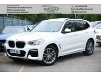 2018 BMW X3 2.0 20d M Sport Auto xDrive (s/s) 5dr SUV Diesel Automatic