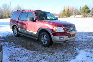 2006 Ford Expedition Eddie Bauer SUV, Crossover