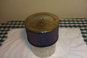 K&N Carburetor Air Filters & Accessories
