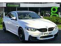 2018 BMW M4 BMW M4 DCT Competition Pack 2dr Coupe Auto Coupe Petrol Automatic