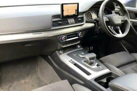 2018 Audi Q5 S line 2.0 TFSI quattro 252 PS S tronic Semi Auto Estate Petrol Aut