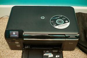 Wireless HP Photosmart e-All-In-One Printer- D110