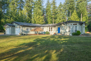 Large 3,115 Sq Ft House on Private 2 Acre Lot - Must See!