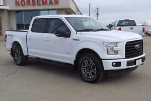 2017 Ford F-150 XLT SPORT Back up Cam, Command Start $37,987