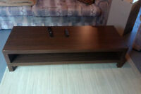 Two - Coffee Table and / or TV stand