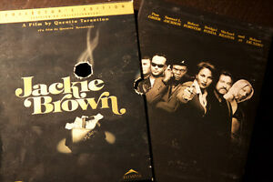 Jackie Brown Collector's Edition DVD