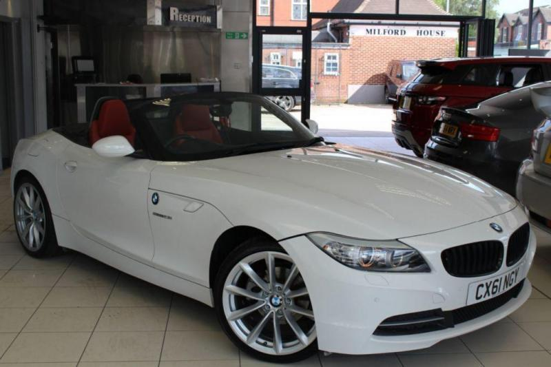 2011 61 BMW Z4 2.5 Z4 SDRIVE23I HIGHLINE EDITION 2D AUTO 201 BHP