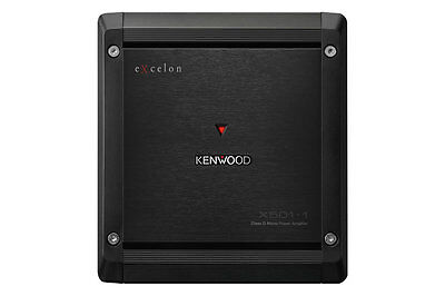 Kenwood eXcelon Class D Mono Power Amplifier