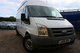 Ford Transit 2.2TDCi Duratorq ( 115PS ) 350L High Roof Van 2009.2 350 LWB