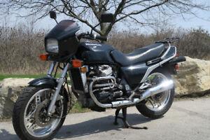 Honda CX650E Eurosport Motorcycle