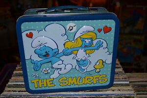Various Tin Lunch Boxes ~ Transformers, Tinkerbell, Avenger etc. Windsor Region Ontario image 7