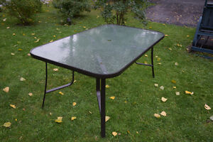 table de jardin 6 personnes NEGO