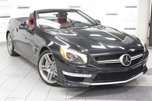 2013 Mercedes-Benz SL63 AMG Roadster