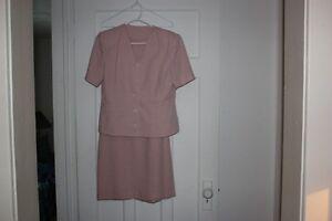 Classic Two Piece Dress & Jacket