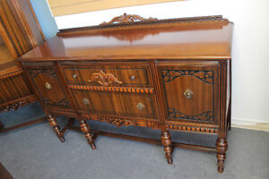 ★ ANTIQUE SIDEBOARD -- HUTCH TO MATCH AVAILABLE★ ONLY $255