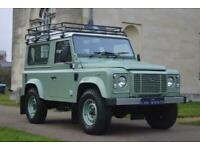 2015 Land Rover Defender TD HERITAGE STATION WAGON - CLICK & COLLECT or FREE DEL