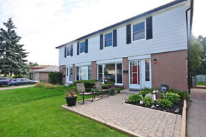 $599,899-3/4 bedroom, 5 min from GO train and 410, fin bsmt