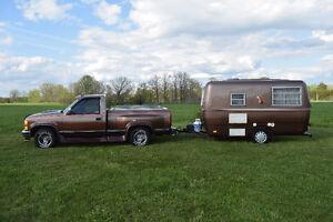 Show Truck & Matching Trailer