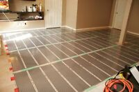 "New System of Heated Floor--""ECOLATH"""