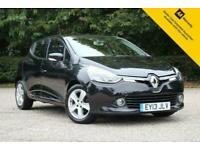 2013 Renault Clio 1.1 DYNAMIQUE MEDIANAV 5d 75 BHP Hatchback Petrol Manual