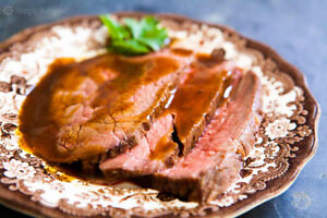 Roast Beef Dinner and Silent Auction