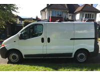 Nissan Primastar 1.9 Diesel Mot taxed very good same as Vauxhall Vivaro Renault Trafic manual